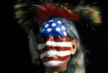 Native American people...their art / wisdom & strength personified / by Karen Olson