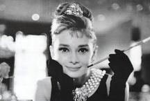 Audrey Hepburn / by Skinny Stiletto