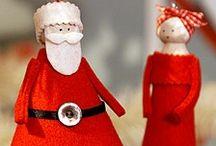 Christmas crafts / by Gloria Hanaway