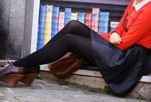 Legwear Fashion / by Pantyhose Party