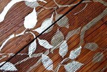 GREAT LOOKING FLOORS / by Karen Wilson
