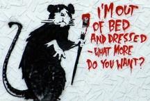 Graffiti / by Deidré Wallace