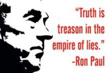 RON PAUL / What an opportunity our country missed, was blocked from by the GOP and the cheating scandalous librocrats, and the arm chair warriors that sat home and did nothing, and the people that flat out couldn't and wouldn't gather together to support and make this great man our president...to our countries detriment... shame on all of them...we are suffering for it now and there will not ever be another Ron Paul   / by Priscilla Sieckman