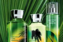 Coconut Lime Breeze™ / Tropical with a twist! Coconut Lime Breeze™ is a fresh mix of coconut water & lime blossom. / by Bath & Body Works