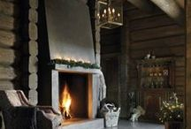 Fireplace / Fireplace Designs / by Decoholic
