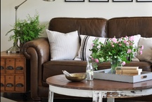 Decorating - Inspiration / by Stephanie @ The Cozy Old Farmhouse