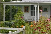 Dream House Ideas / by Stephanie @ The Cozy Old Farmhouse