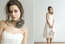 Pretty Vintage Bride / by Davecia Carr