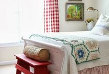 Decorating - Master Bedroom / by Stephanie @ The Cozy Old Farmhouse