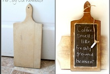 Repurposing Ideas/Projects / by Stephanie @ The Cozy Old Farmhouse