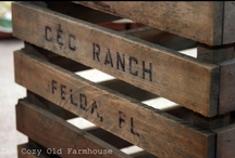 My Work - Favorites From My Blog / by Stephanie @ The Cozy Old Farmhouse