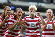 USWNT / by Meghan Powell