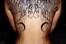 Tatts and body modification / by Amy Robinette
