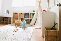 Kids Rooms / Nursery's, bedrooms, playrooms and things all kids spaces need.  / by Laurel
