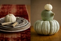 Pumpkins / by Jennifer Sosa