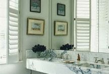 BATHROOMS / by jennifer john interiors