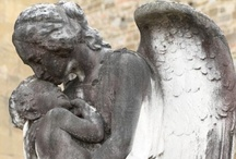 Angels / by Vickie Steele Bacon