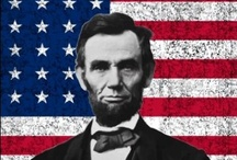 Abraham Lincoln / by Ruth Shupp