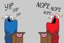 Snark and Politics / by Meghan Gates