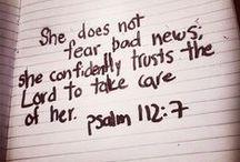 My Savior! ♥ / Jeremiah 29:11... and many more. ♡ / by Bethany Moody