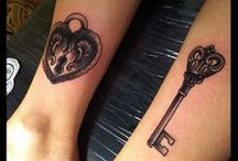 Tattoo inspirations. / by Brittany Sisk