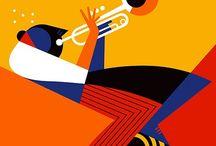 Illustration Faves / by Paul Biedermann
