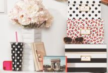 kate spade new york / by Swoozie's