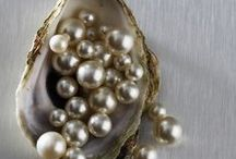 Pearls / by Emerald Gold