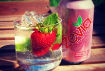 Smarter Sipping / As guilt-free as a cocktail can be. / by Zevia Zero Calorie Soda