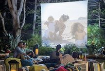 Outdoor Movie Night / by Shanon Priest