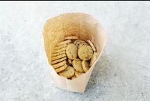   cookies, bars + brownies   / by Sarah Kieffer   Vanilla Bean