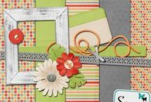 SCRAPBOOKING: PAGES, EQUIPMENT / SCRAPBOOKING / by Tami Mitchell