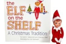 "Elf on the Shelf / Elf on the shelf, Elf on the shelf ideas, humor with elf on the shelf, Christmas Elf / by Theresa ""Tess"" Engelhardt"