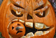 """Halloween Fun with Decorating, Recipes & Costumes  / Halloween decorations, Halloween recipes, Halloween Party Ideas / by Theresa """"Tess"""" Engelhardt"""
