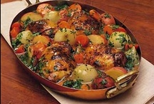 One Dish Meals / Casseroles and other multi-ingredient entrees / by Lisa Landers