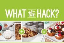 What The Hack? / by Sarah Kieffer | Vanilla Bean