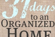 Cleaning and Organizing / by Paige Boivin
