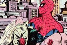 Marvel Comics / by Mariana Jurado