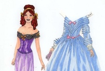 PAPERDOLLS (VICTORIAN) / by Lana Gould