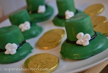 St Particks Day / St Particks Day ideas crafts and decor ideas / by Sherry Aikens