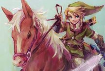 Zelda! / The game of zelda / by Amanda Thames