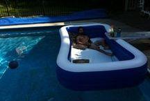 Pool Stuff / by Janet Abernathy