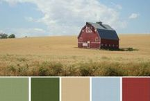 paint colors / by Joey Tucker