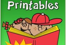 printables / by Terria Ashby