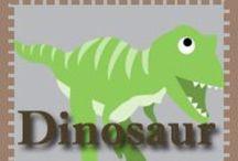 dinosaur theme / by Terria Ashby