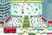 Merry & Bright  / by Gina Desio