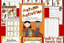 Autumn activities / by Terria Ashby