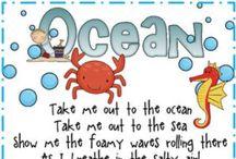 Ocean theme / by Terria Ashby