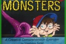 Monster Theme / by Terria Ashby