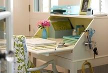 Home Office / by Rachel Cummins